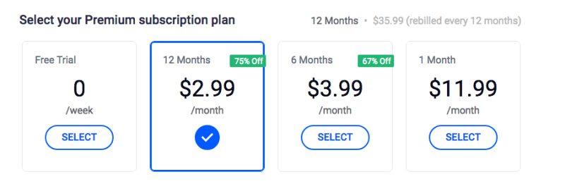 betternet plans