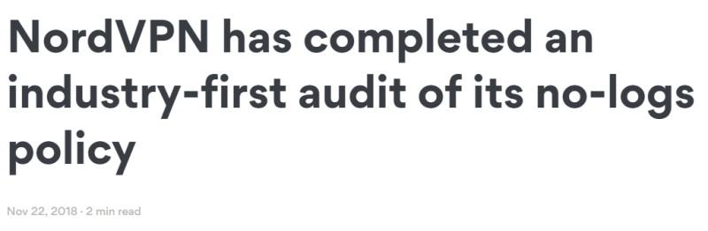 nord audit