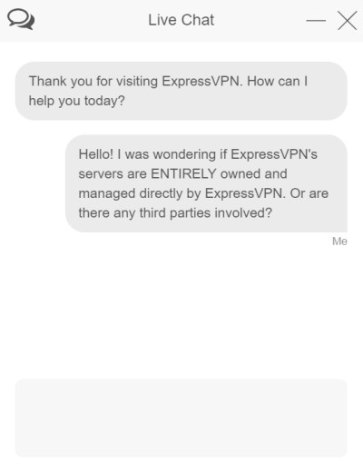 ExpressVPN  chat