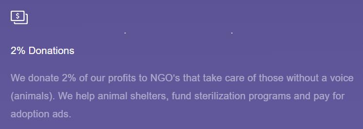 tigervpn donations