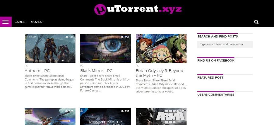 uTorrent.xyz