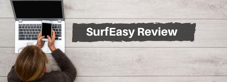 SurfEasy revizio