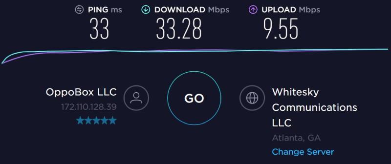Express VPN Atlanta