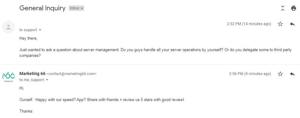 HotVPN.io CustomerSupport