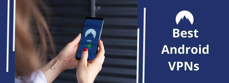 Plej bonaj Android-VPN-oj