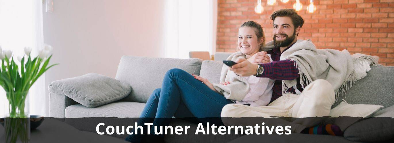 CouchTuner alternativoj