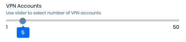 UTunnel VPN accounts