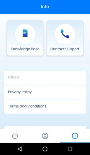 UTunnel VPN info