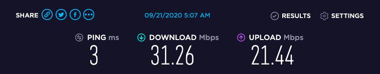 UTunnel VPN performance1