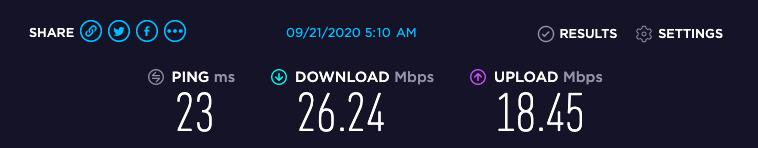 UTunnel VPN performance3